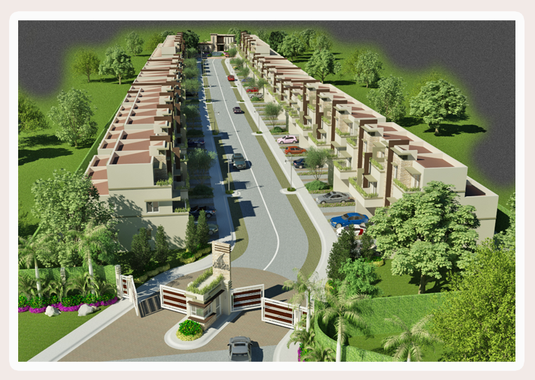 The Project Avilion Town Homes